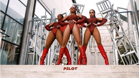 New Video:  Dawn Richard - 'Pilot (a lude)'