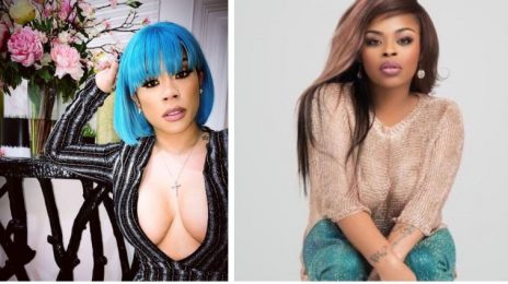 "Keyshia Cole Slammed By Sister for ""Underpaying and Underappreciating"" Her"