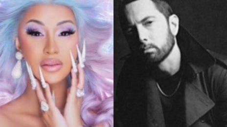 Cardi B Addresses Rumors Of An Eminem Collaboration