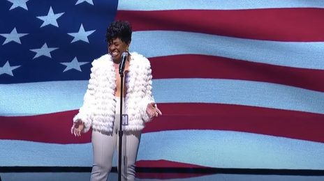 Watch: Gladys Knight Performs US National Anthem At NBA All-Star Game 2021