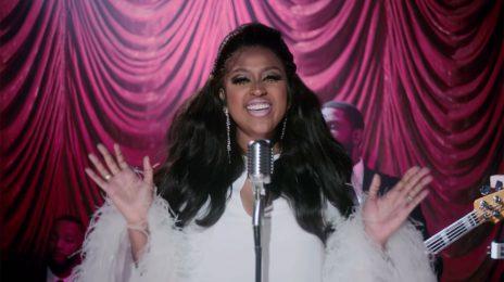 New Video:  Jazmine Sullivan - 'Pick Up Your Feelings'