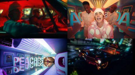 New Video:  Justin Bieber - 'Peaches' (featuring Daniel Caesar & Giveon)