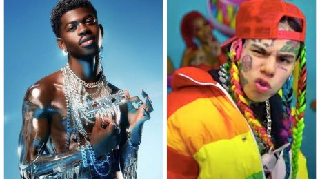 Lil Nas X Claps Back At 6ix9ine With Leaked DM?
