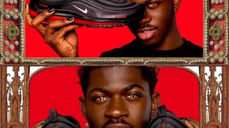 Nike Sues MSCHF Over Lil Nas X 'Satan Shoes'