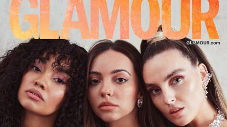 Little Mix Cover Glamour For First Time As A Trio, Dish On A Decade Of Dominance