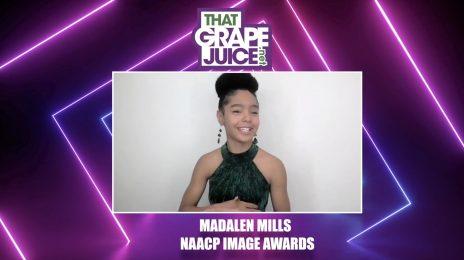 Exclusive: 'Jingle Jangle' Star Madalen Mills Talks Hit Film & NAACP Image Awards Win