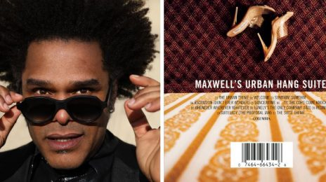 Read:  Maxwell Talks New Music, Celebrating His Debut Album's 25th Anniversary, & More