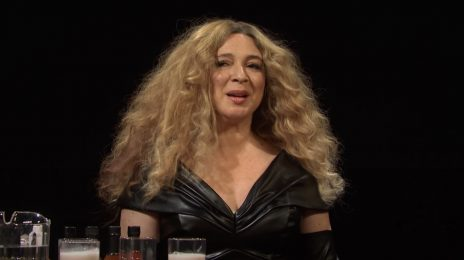 Watch: Maya Rudolph Transforms Into Beyonce On #SNL