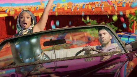 New Video: Maroon 5 & Megan Thee Stallion - 'Beautiful Mistakes'
