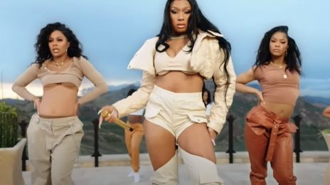 Megan Thee Stallion Sizzles With 'Savage,' 'Body,' & More For GrubHub Sound Bites Fundraiser [Performance]