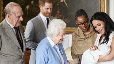 Breaking: Buckingham Palace Issues Statement After Explosive Meghan Markle & Prince Harry Oprah Interview
