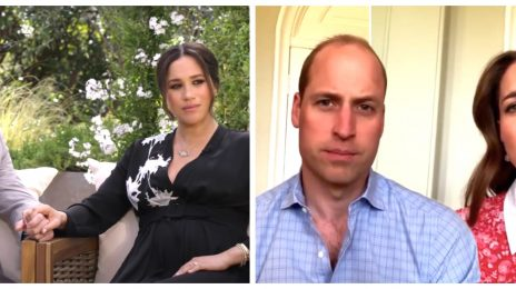 """Prince William Breaks Silence, Says """"We Are Very Much Not A Racist Family"""" In Response To Meghan & Harry Oprah Interview Revelations"""