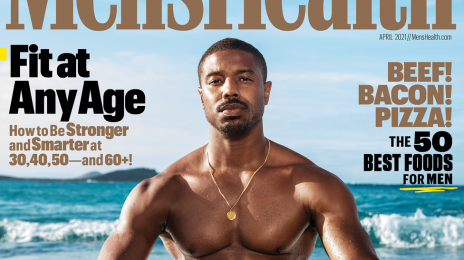 Michael B. Jordan Covers Men's Health / Talks Purpose, Critics, & More