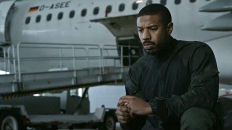 Movie Trailer: 'Without Remorse' [Starring Michael B. Jordan]