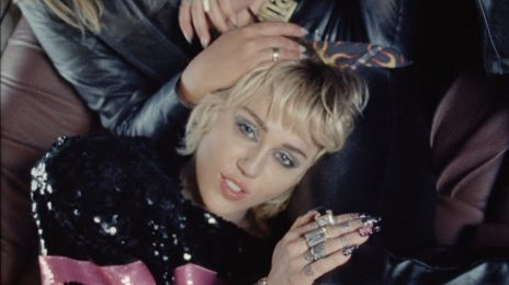 New Video:  Miley Cyrus - 'Angels Like You'