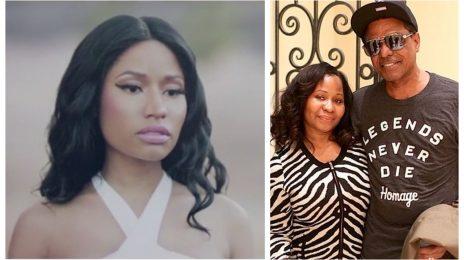 Nicki Minaj's Mom Files $150 Million Lawsuit Over Death Of Rapper's Dad