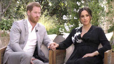 Explosive Trailer: Prince Harry & Meghan Markle's Oprah Interview / Princess Diana Comparisons Drawn