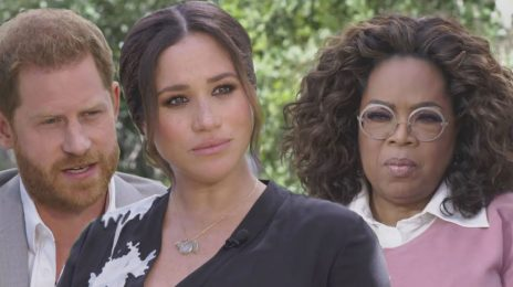 Harry & Meghan: Explosive UNAIRED Footage From Oprah Interview Sees Couple Spill On WHO Made Race Comments & Family Fall-Out [Video]