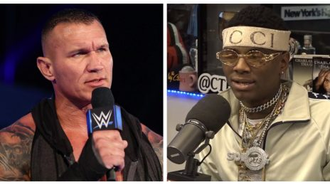 "WWE's Randy Orton To Soulja Boy: ""My D*ck Taller Than You"""