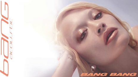 New Music: Rita Ora - 'BANG [Acoustic]' EP