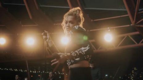 Rita Ora Blazes With 'Bang Bang' On Fallon [Performance]