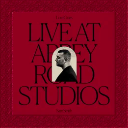 Stream: Sam Smith's New Album 'Love Goes: Live At Abbey Road Studios'
