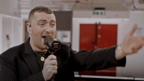 Watch: Sam Smith Soars With 'Time After Time' Live At Abbey Road Studios