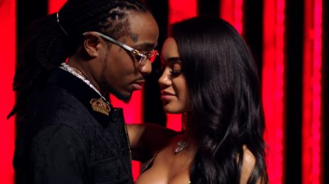 Report: LAPD Investigating Quavo And Saweetie Elevator Incident