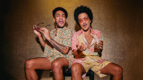 Hot 100: Bruno Mars & Anderson .Paak Hit #1 With 'Leave The Door Open'