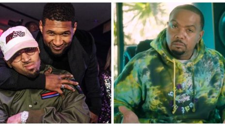 Timbaland Argues Chris Brown Would Beat Usher In A #VERZUZ Battle