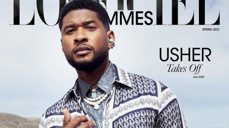 Usher Covers L'Officiel Hommes Ahead Of New Music & More