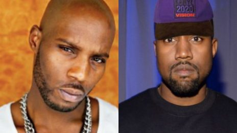 Report: Kanye West Raises $1 Million For DMX's Family