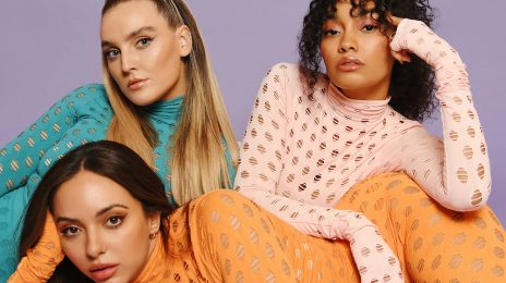 Little Mix Cover Euphoria / Talk Being A Trio & New Music