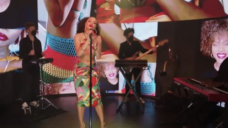 Andra Day Dazzles With New Song 'Phone Dies' On 'Kimmel' [Performance]
