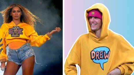 Justin Bieber Quietly Tied a MAJOR Beyoncé Billboard 200 Record When 'Justice' Hit #1