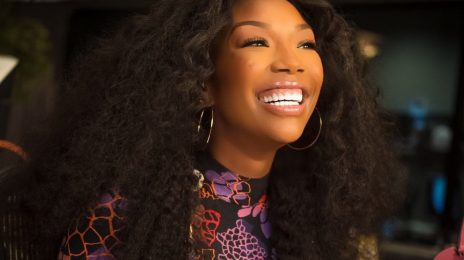 Brandy Previews New Song 'Starting Now'