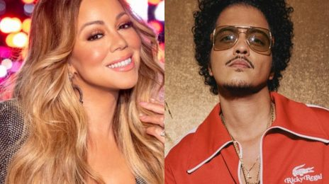 Mariah Carey Teases Bruno Mars Collaboration