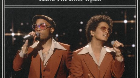 New Song: Bruno Mars & Anderson. Paak [Silk Sonic] - 'Leave The Door Open (Live)'