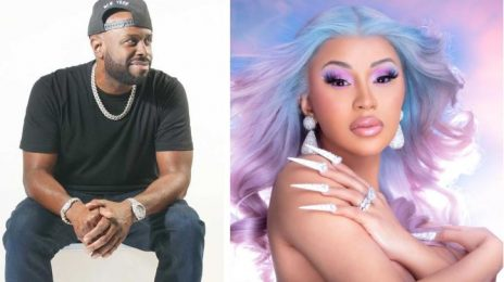 Cardi B Fans Drag FunkMaster Flex For Saying She's 'A Terrible Rapper' / Unearth Tweets of Him Praising Her