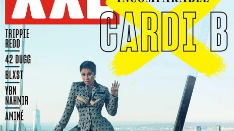 Cardi B Covers XXL / Dishes On New Album, Big Deals, & More