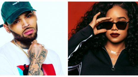 Chris Brown Teases H.E.R. Collaboration