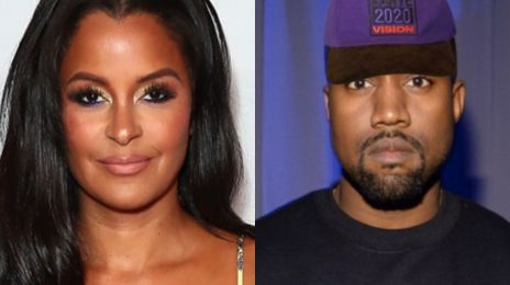 Claudia Jordan Claims Kanye West Tried To Hook Up With Her WHILE With Kim Kardashian