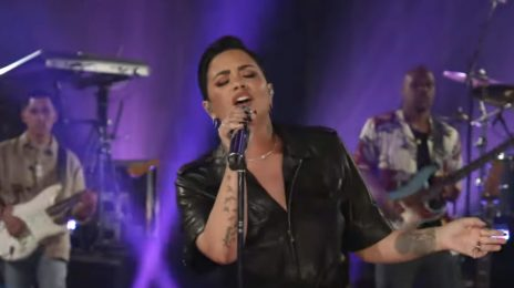 Demi Lovato Soars With 'The Art Of Starting Over' On Good Morning America