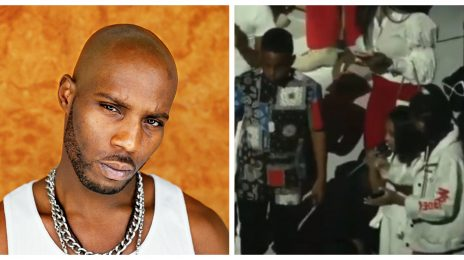 Watch: DMX's Daughter Performs Powerful Song In Honor Of Her Dad At Memorial