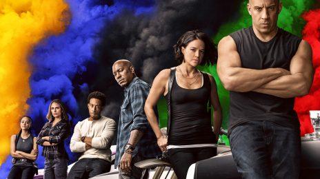 Extended Movie Trailer: 'Fast & Furious 9' [Starring Vin Diesel, Ludacris, John Cena, & Tyrese]