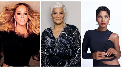 Dionne Warwick Says She 'Doesn't Know Yet' If Toni Braxton & Mariah Carey are Icons:  'I'll Have to Give It Some Thought'