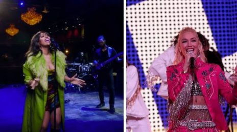 Did You Miss It? Jazmine Sullivan & Gwen Stefani Rocked Pandora Live with 'Hollaback Girl,' 'Let It Burn,' & More