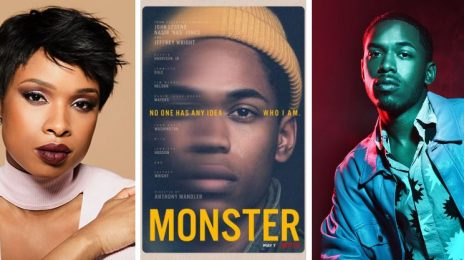 Movie Trailer:  Netflix's 'Monster' [starring Kelvin Harrison Jr., Jennifer Hudson, Nas]