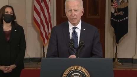 Joe Biden & Kamala Harris Make Impassioned Statement On Derek Chauvin's Conviction For Murdering George Floyd