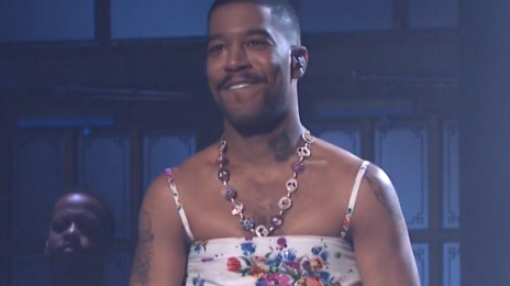 Watch: Kid Cudi Rocks SNL In A Dress